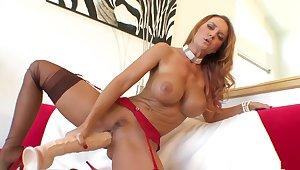 Best pornstar Janet Mason in exotic masturbation, big tits porn chapter