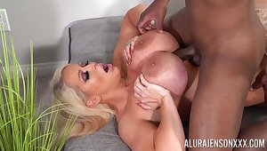 Exclusive full-grown porn with Alura Jenson