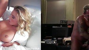 Samantha Saint Dual Fan Porn Sheet