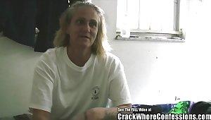 Materfamilias Hooker Loves Crack and BJ