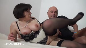 Curvy Whore With Milky Boobs Mature
