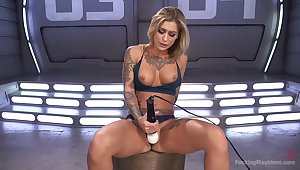 Peaches hottie amazes by no matter how good she buttocks masturbate