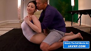 Bendy Japanese Teenage Gets Shagged